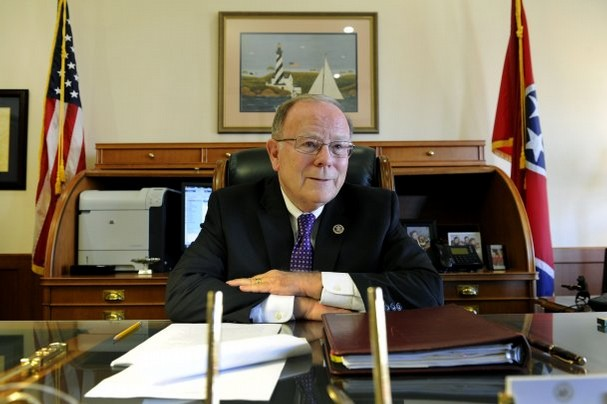 Judge Thomas W. Phillips '69