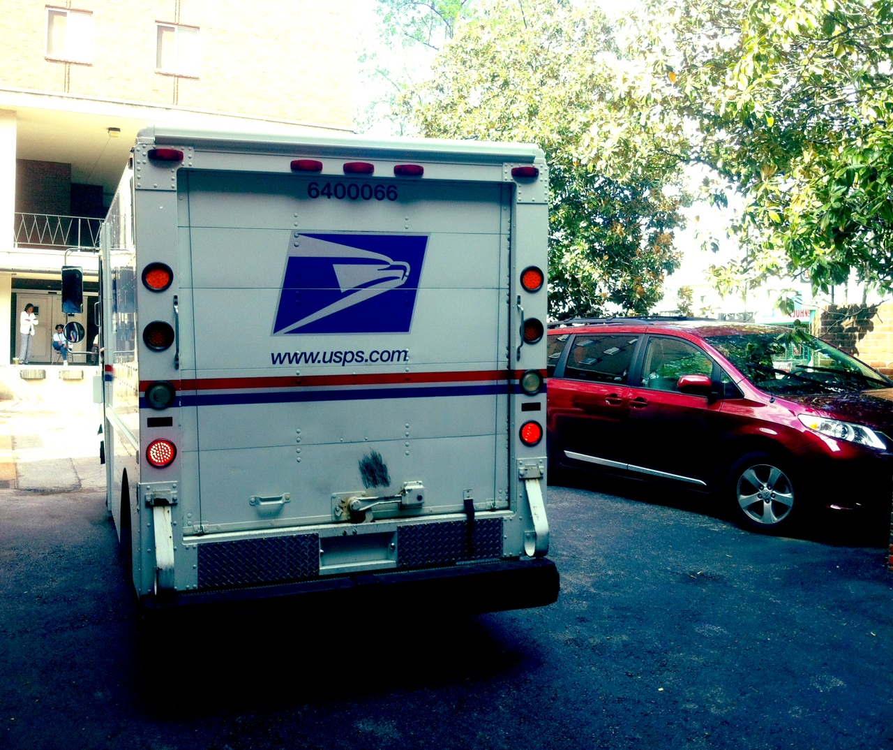 Mail Truck The Vandy Admissions Blog Vanderbilt University