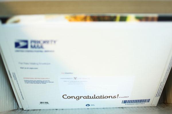 Mailing Day The Vandy Admissions Blog Vanderbilt University