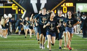 Spring Athletics on Campus