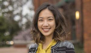 Introducing OUA's Communications Coordinator - Mabel Kok