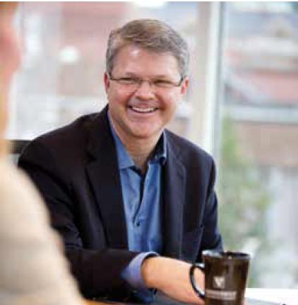 Derek Young, MBA'91