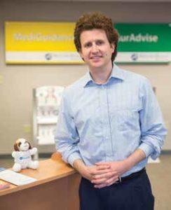 Alex Tolbert, JD/MBA'07