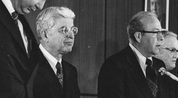 Former Fed board member J. Dewey Daane has died