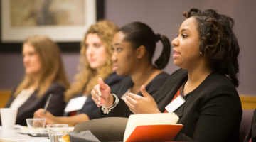 Female graduate business school students belong at Vanderbilt.