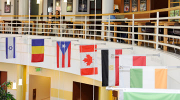 International graduate business school students belong at Vanderbilt.