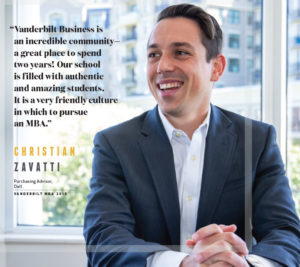 MBA Travel Brochure