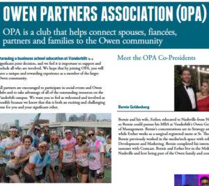 Owen Partners Association