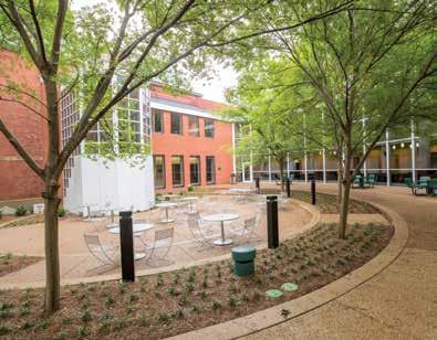 Owen Courtyard