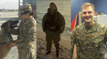 From the Service to School: Veterans and the MBA Transition