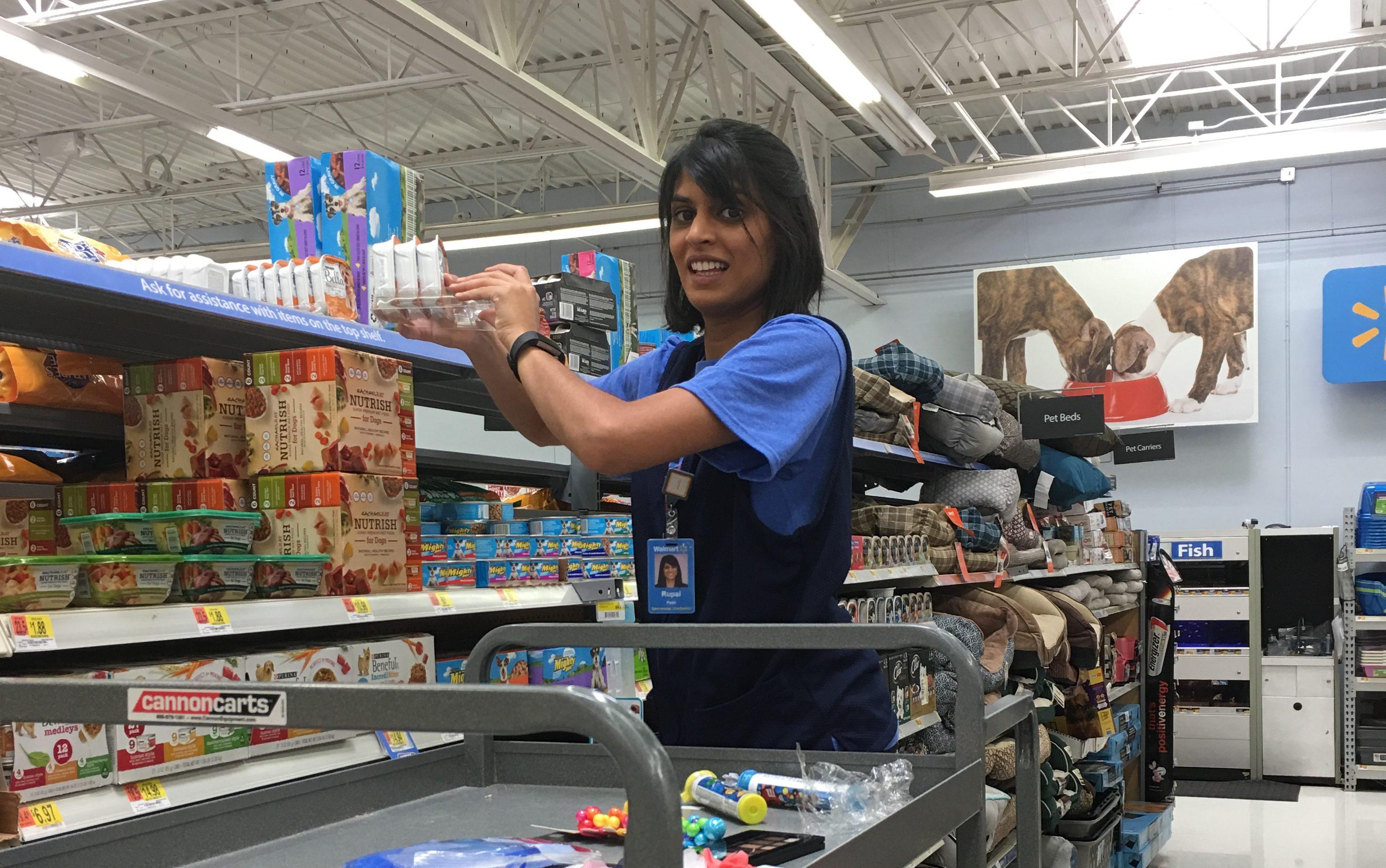 Rupal Patel Walmart   Vanderbilt Business School