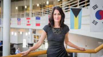 New Alumni Board Chair Says 'Come Home'
