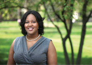 Latia Harris, MBA'13