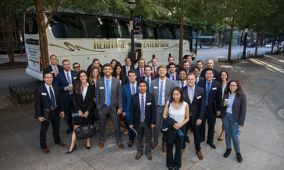 Consulting Trek Helps Students Network at Major Firms | Vanderbilt