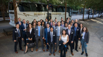 Consulting Trek Helps Students Network at Major Firms