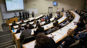Deloitte and HP Inc. Co-Sponsor 12th Annual Human Capital Case Competition