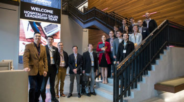 New Trek Introduces Students to Corporate Strategy Roles