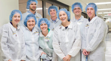 'The Perfect Foundation': Healthcare Immersion Introduces Students to the Industry