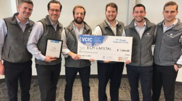 Vanderbilt Business Team Wins 1st Place at VCIC Regional Competition