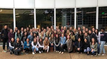 Reaching Out and Leaning In: Owen's Women in Business Association Empowers Future Female Leaders