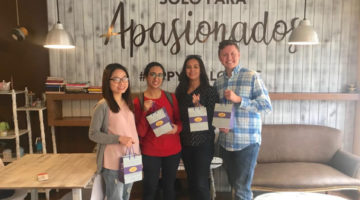 Project Pyramid Teams Visit Four Countries Over Spring Break