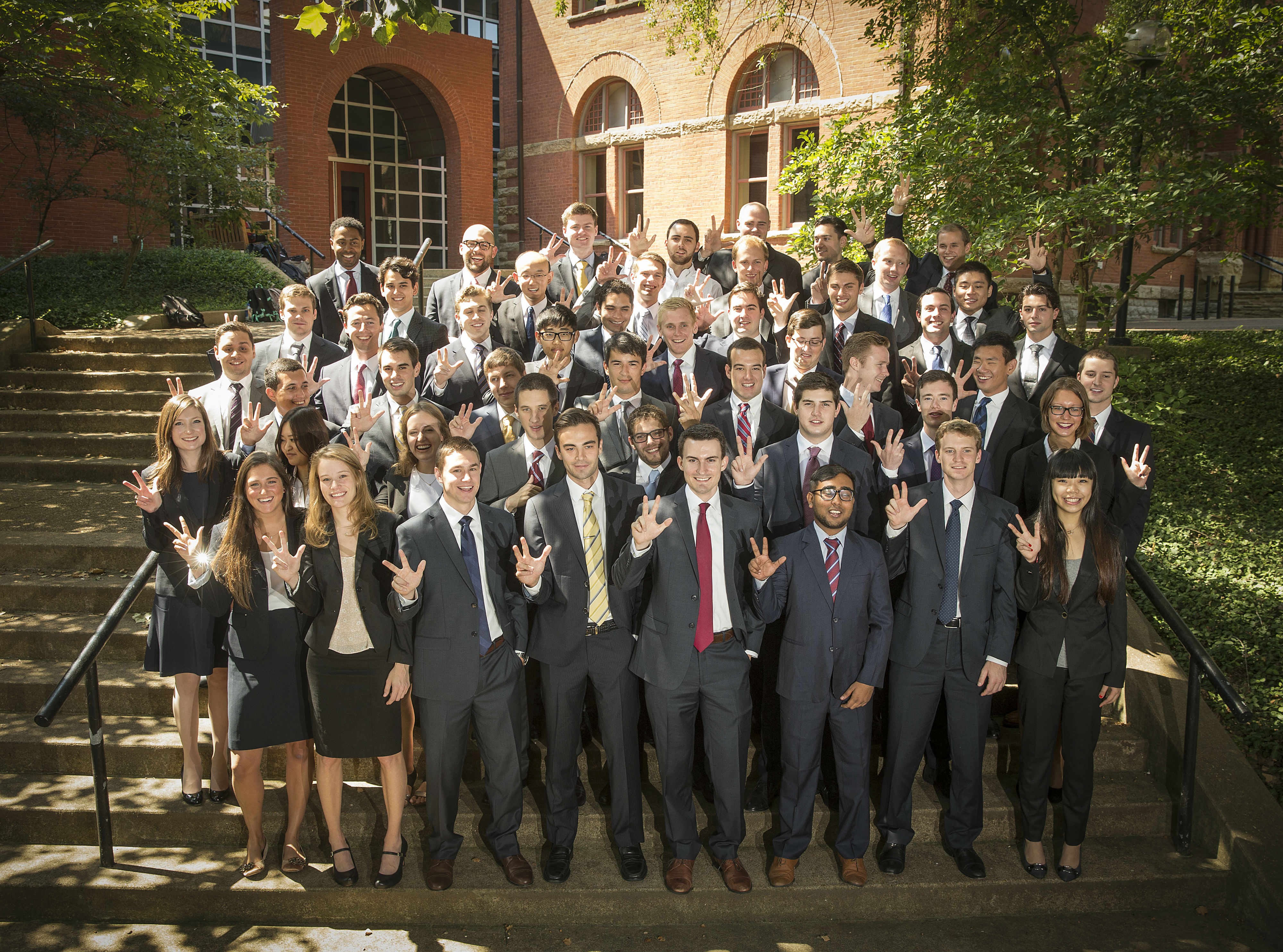Vanderbilt MSF Class of 2016 | Vanderbilt Business School