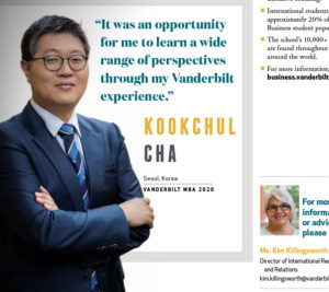 MBA International Company Sponsored Students-Korea