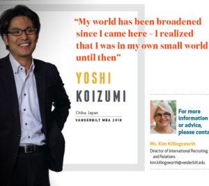 MBA International Company Sponsored Students-Japan