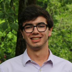 Headshot of Patrick Wheeler (BS 2019), a Sewanee University Accelerator student