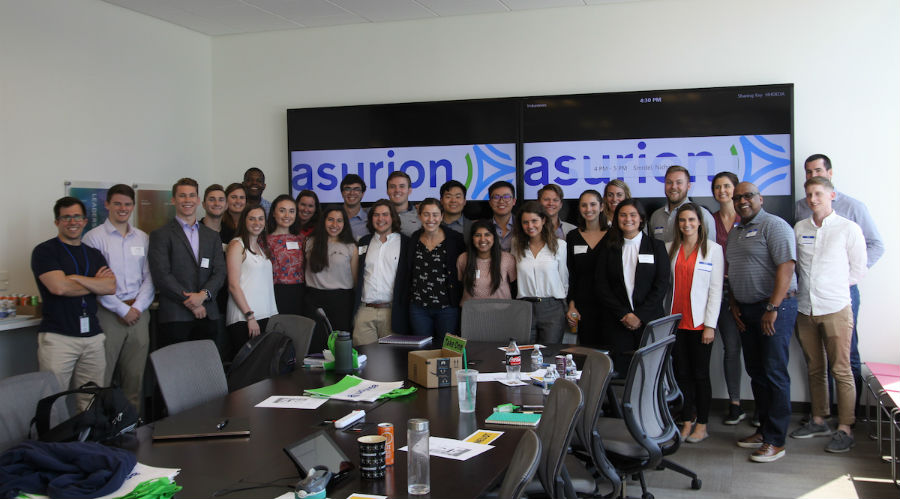 Accelerator 2019 Asurion Office Visit