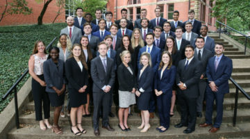 MAcc Class of 2020 Internship Reflections