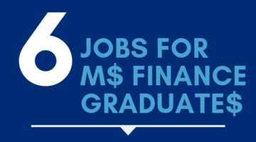 6 Finance Jobs for Master of Science in Finance Graduates