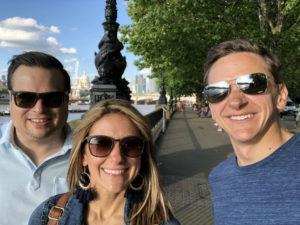 Nathan Yates in London