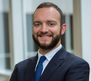 John Truscott MBA '20