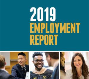 2019 MBA Employment