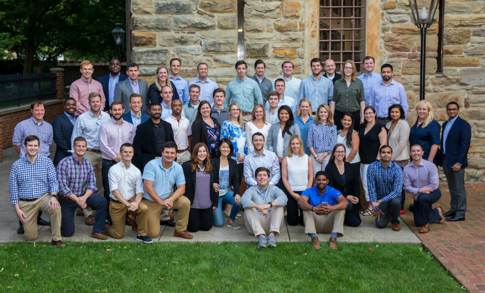 Where Are They Now? Catching Up with the EMBA Class of 2019