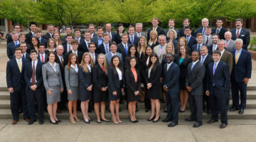 Where Are They Now? Catching Up with the MAcc Class of 2014