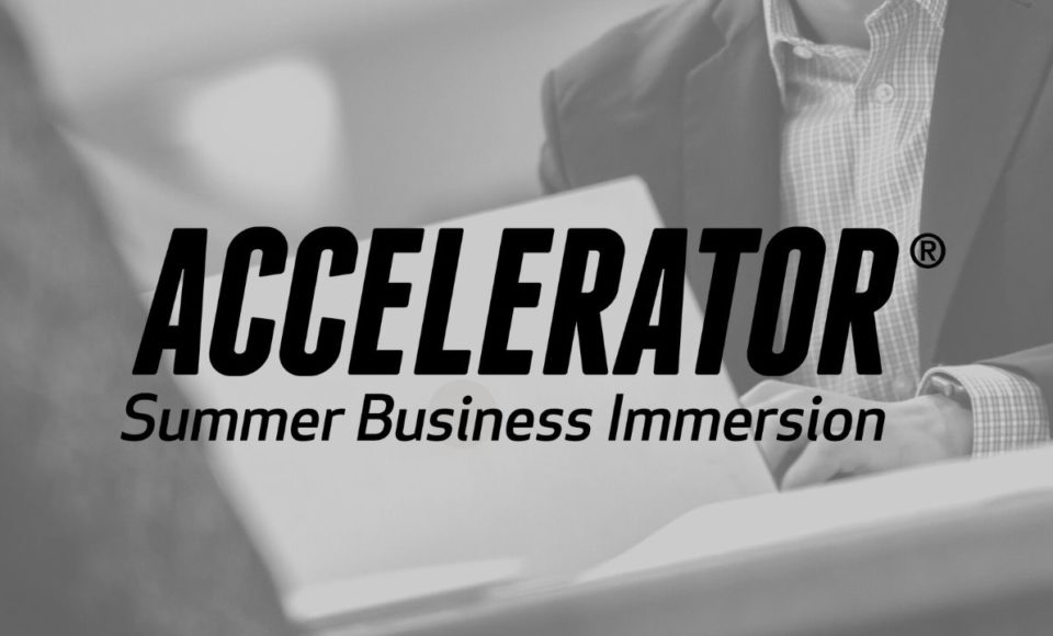 Accelerator® Virtual Business Immersion to Continue in 2021