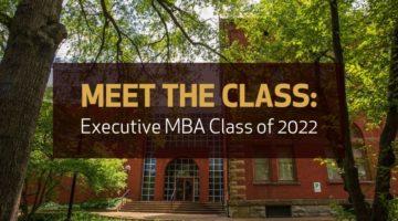 Meet the Vanderbilt Executive MBA Class of 2022