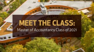 Meet the Vanderbilt MAcc Class of 2021