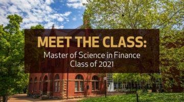 Meet the Vanderbilt MS Finance Class of 2021