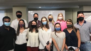 Master of Marketing Students Get Hands-On Experience During BrandWeek