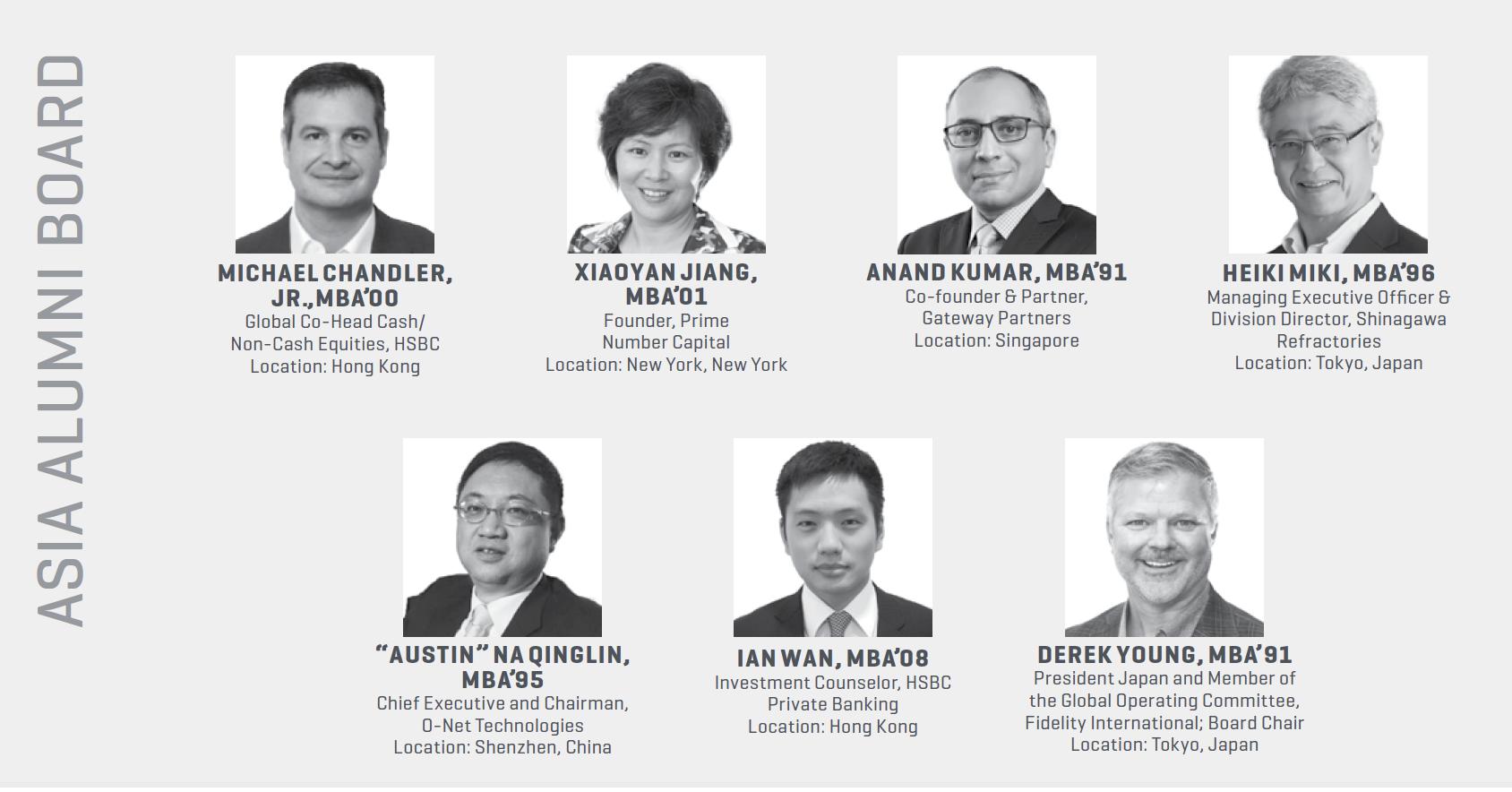 Asia Alumni Board