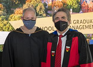 Dean Eric Johnson and Neil Ramsey