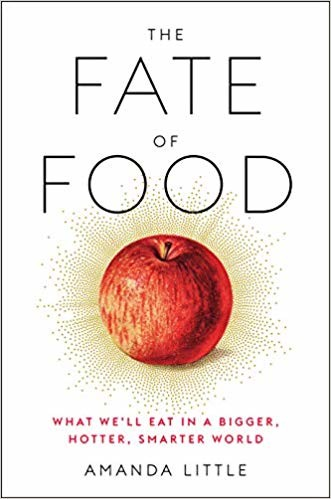 Book Cover the Fate of food