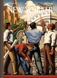 June 1, 2021 Cover of The New Yorker
