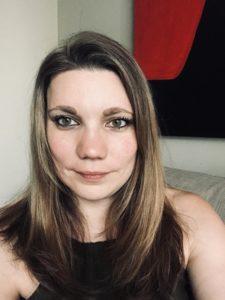 Ph.D. alumna Sarah Koellner