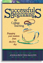 successful beginnings book cover