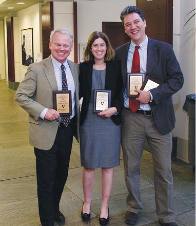 Hall Hartman winners