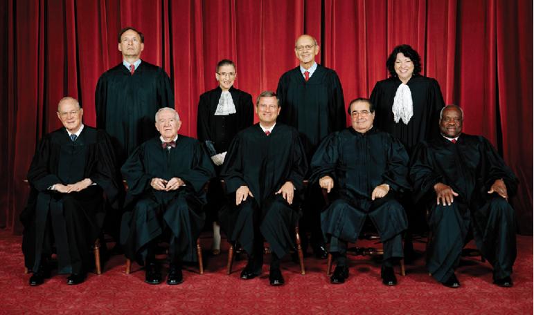 Unelected supreme court justices essay